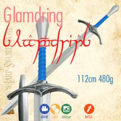 Glamdring - foam sword, měkčený meč pro larp a cosplay