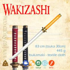 foam wakizashi for larp