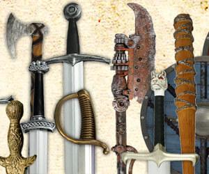 foam larp sword