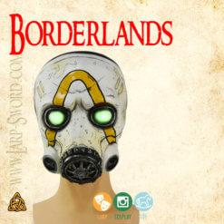 borderlands - latex mask