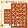 Byzantine imperial palace carpet