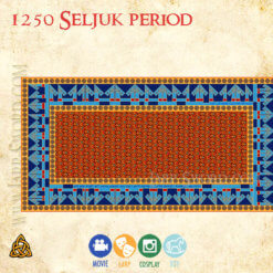 Seljuk carpet replica
